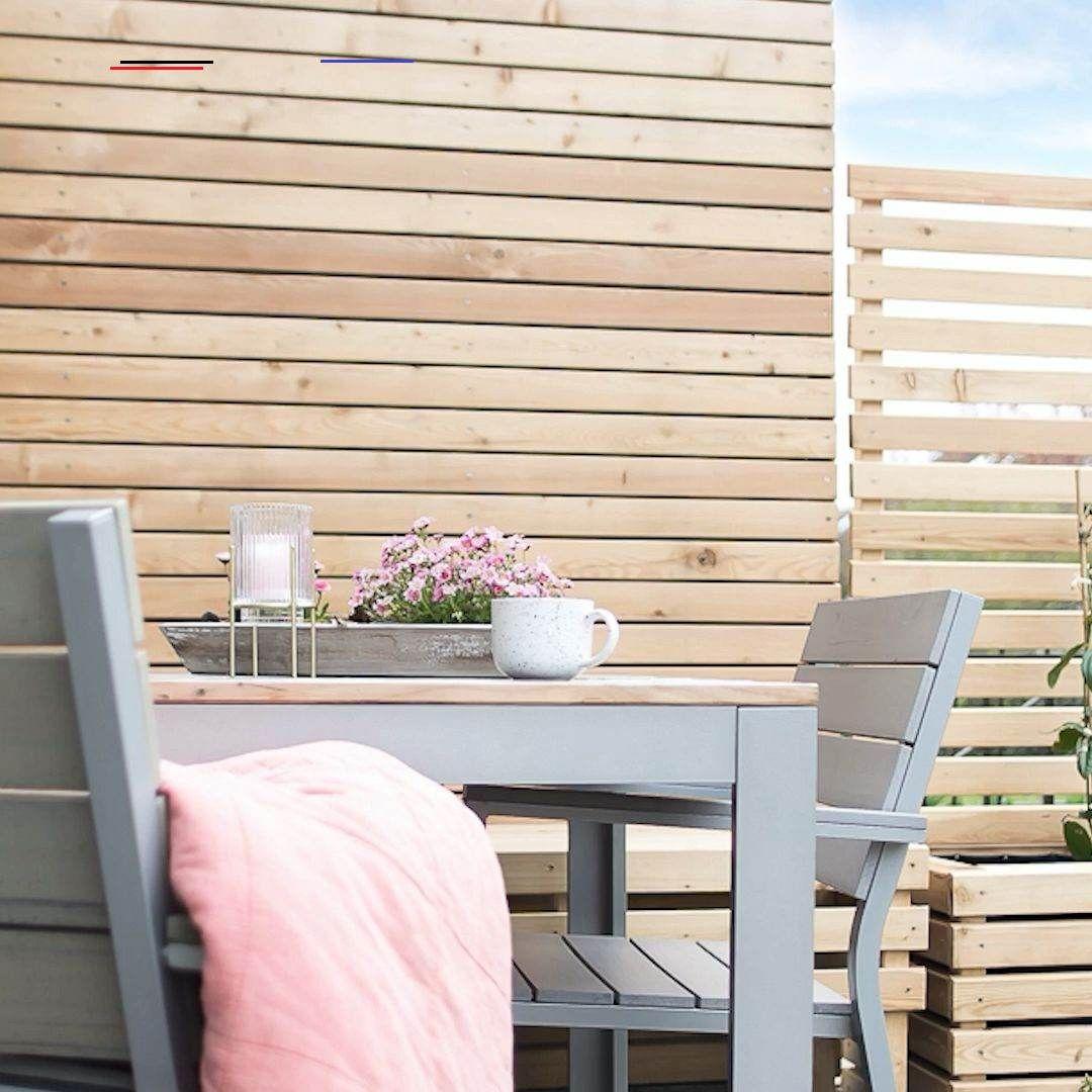 Sichtschutz Selber Bauen Garten