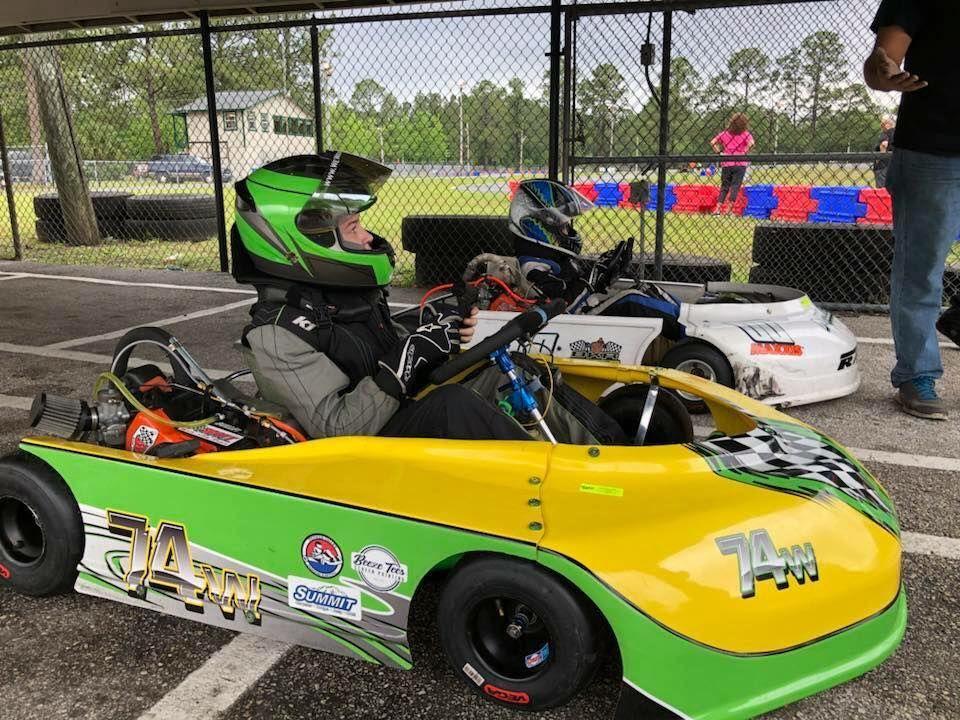 Go Karts Jacksonville Fl >> Matthew Winter Ii In Jacksonville Fl Kart Racing Kart Racing