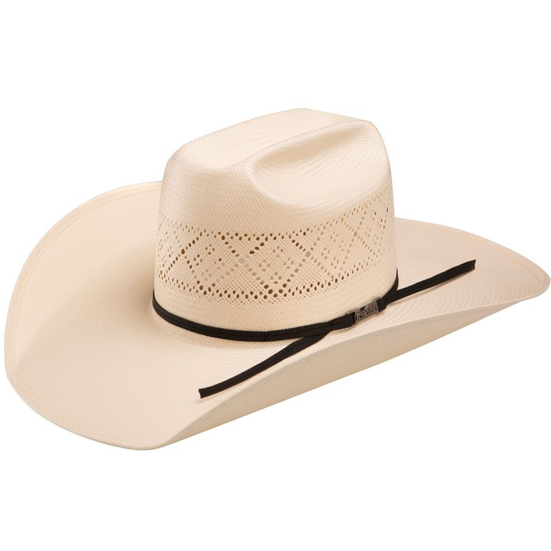 56b8a5012beaf Resistol All Around - (100X) Straw Cowboy Hat
