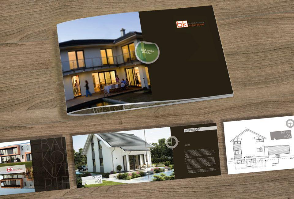 Immobilen-Exposee #expose #brochure #realestatemarketing