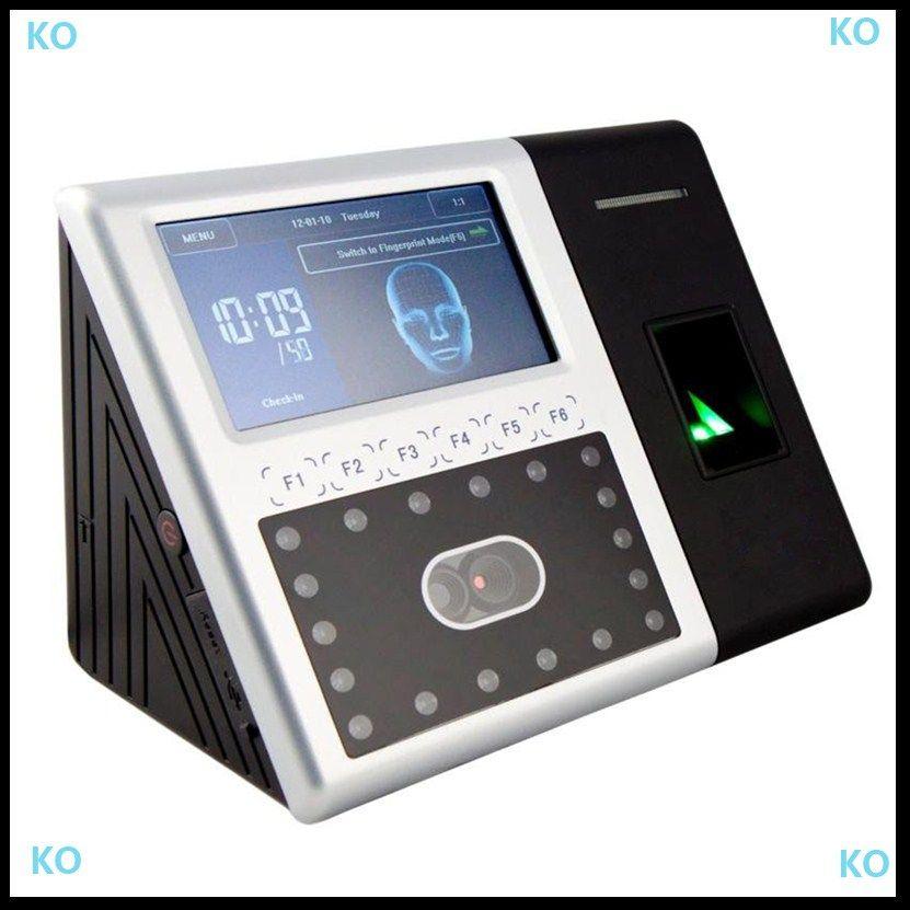 ZK Software iface302 Face 2,000 Fingerprint Facial Fingerprint Multi