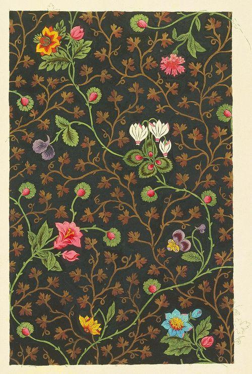 indigodreams: collectorandco: textiles / 1800 / sweden