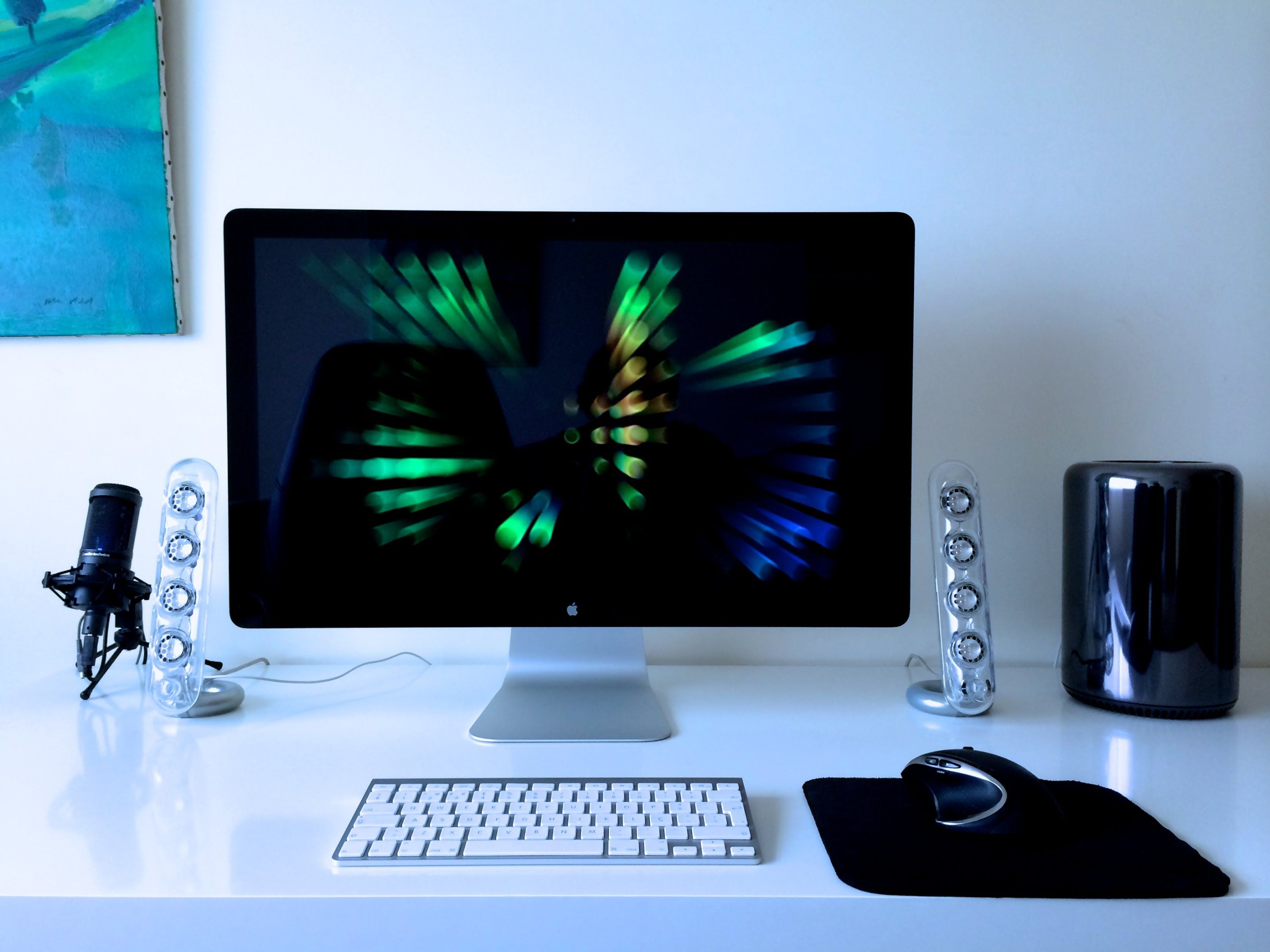 Mac Pro 2013 Unboxing And Setup Playstation 4