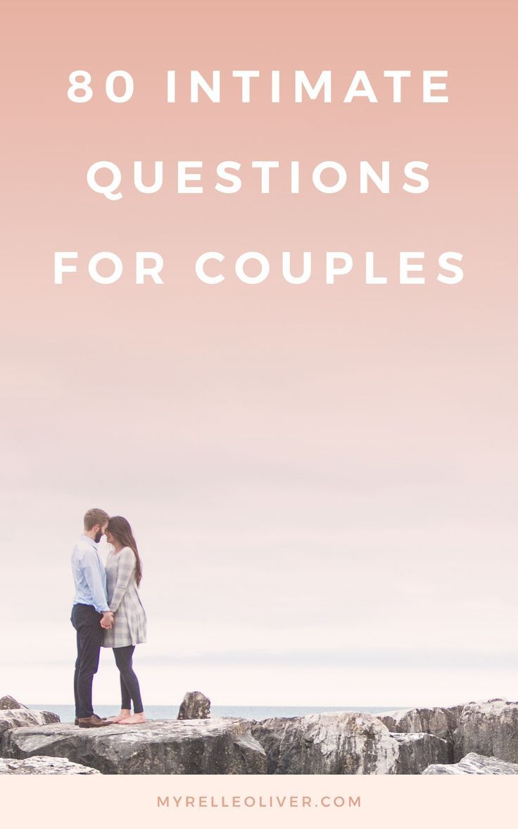 Intimate And Funny Questions To Ask Your Partner