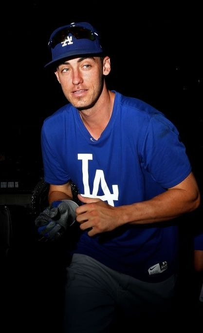COdy Bellinger, LAD // August 4, 2017 at NYM