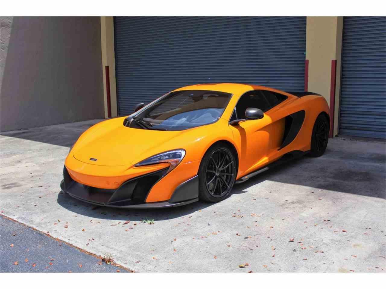 2016 Mclaren 675LT for Sale CC987257 Mclaren 675lt