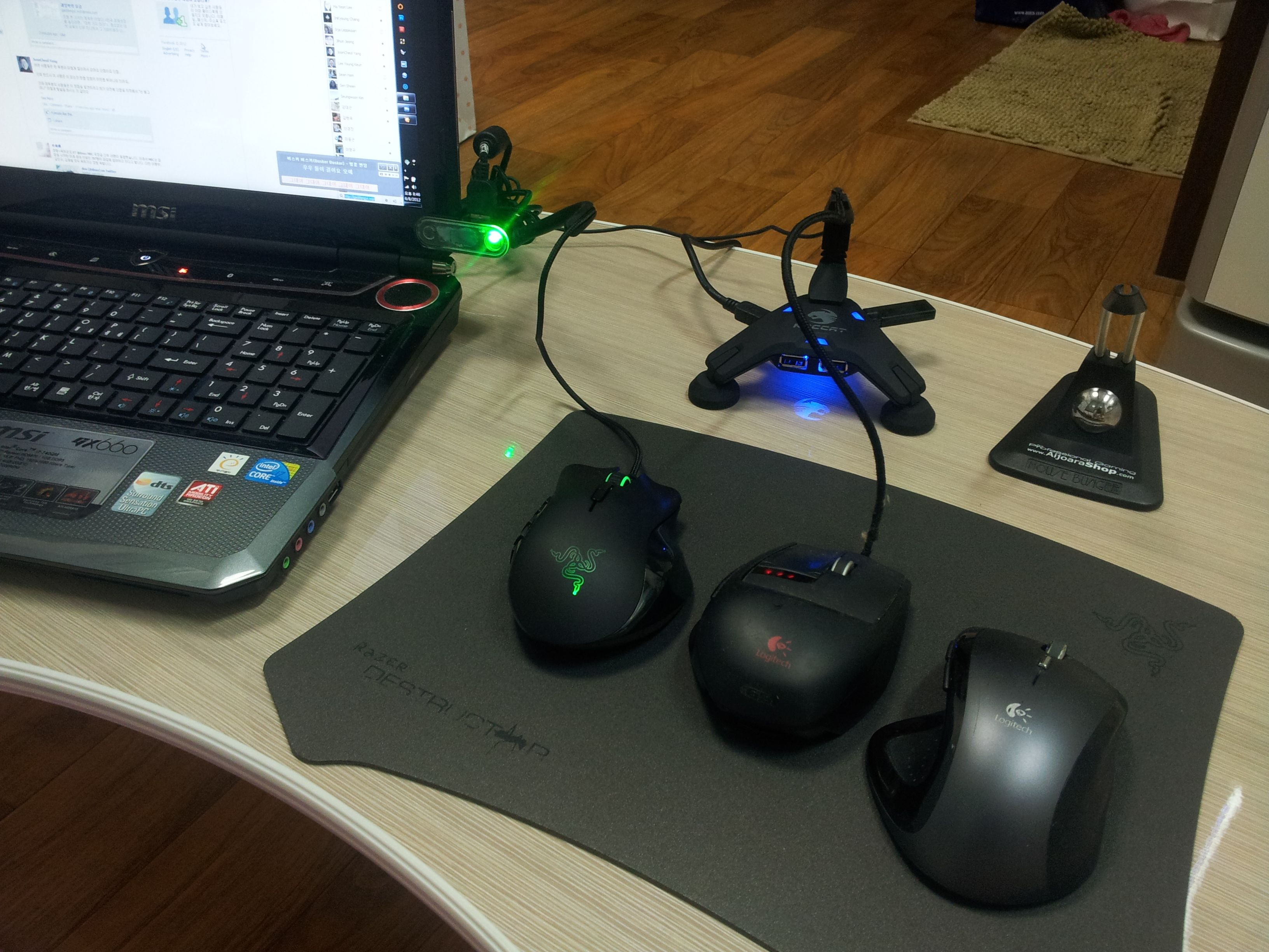 458aac27dcd iClip with other Mouse Bungee. | iClip | Computer mouse, Electronics