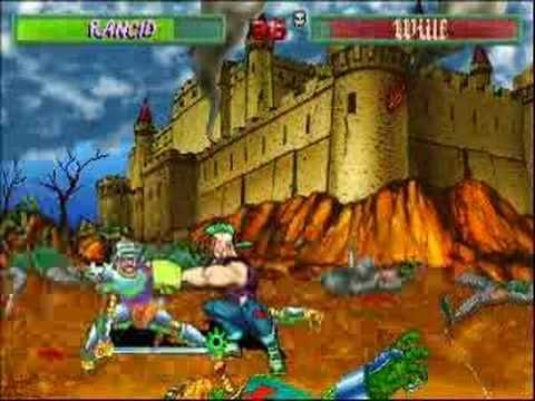 Time Killers Mame Arcade ROM Classic Fighting Game Gory! - YouTube