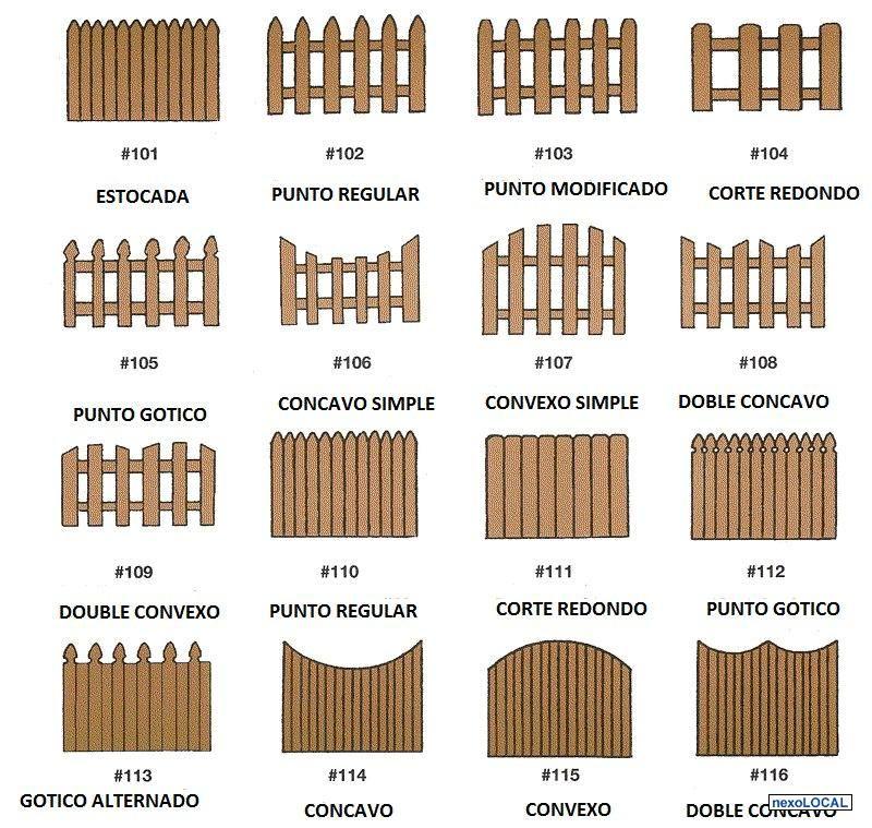 Cercos de madera buscar con google jard n pinterest madera buscar con google y buscando - Casas con parcela baratas cerca de madrid ...