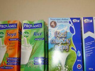 domáce recepty na rastlinné mlieka