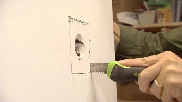 How To Patch A Hole In Drywall How To Patch Drywall Repair Drywall Hole Drywall