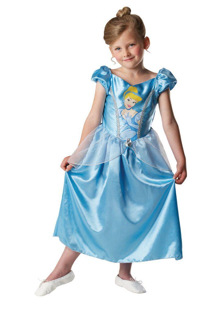 Disney Cinderella Classic Princess Fancy Dress Costume Dress for girls