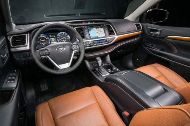 2019 Toyota Highlander Interior Concept Cars Group Pins