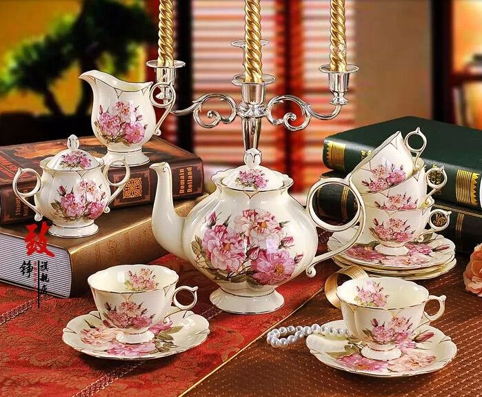 Popular English Tea SetBuy Cheap English Tea Set lots
