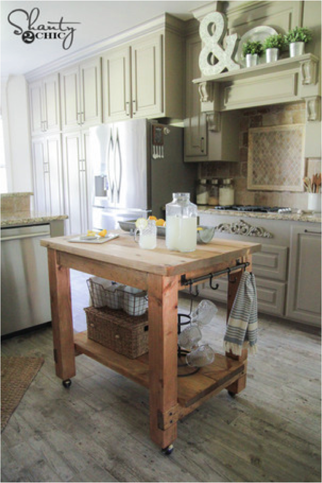 RYOBI NATION - Rolling Kitchen Island