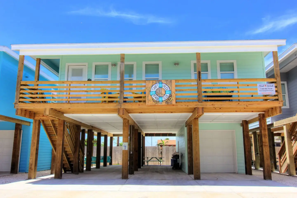 A New Ocean Village beach home is now accepting guests