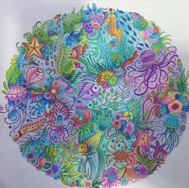 Inspirational Coloring Pages by Giovana Laterza #inspiração #coloringbooks…