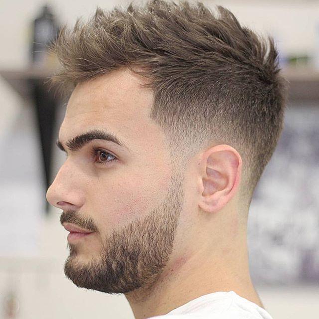 Fade faux hawk men hairstyle 2016 fades pinterest faux hawk fade faux hawk hairstyle urmus Gallery