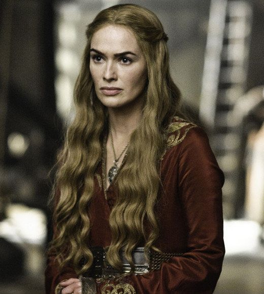 Badass Babes of TV and Movies: From 'Brave' to 'Game of Thrones': Lena Headey