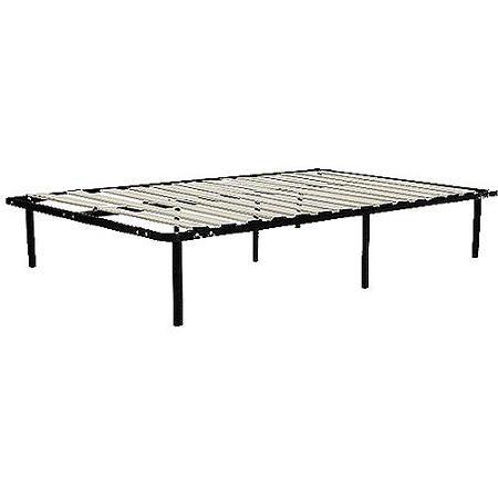 Wooden Slat Bed Frame Black, Wood Slat Bed Frame Queen