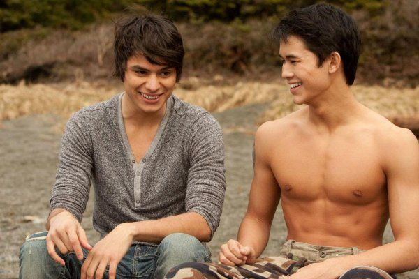 Embry Call And Seth Clearwater Breaking Dawn Part 1 Two Really