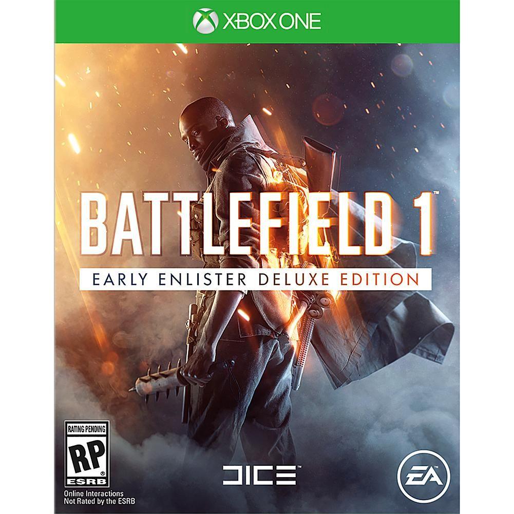 Battlefield 1 Deluxe Xbox One 8236620 Battlefield 1 Xbox