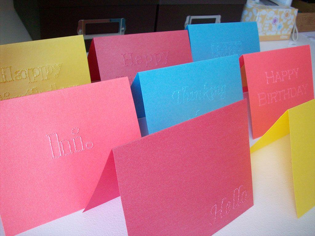 Pinprick Diy Cards Tutorial My Diy Pinterest Diy Cards And Cards