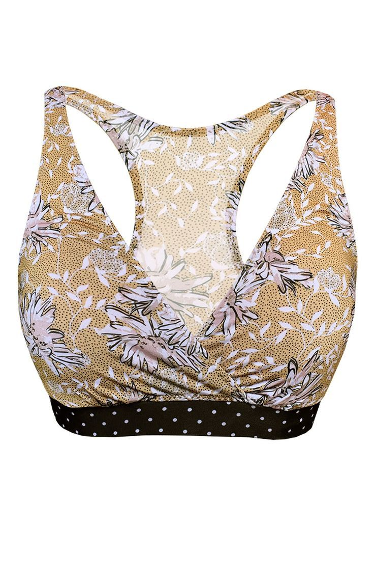 The Padded Sporty Bra Sporty, Bra styles, Clothes gift