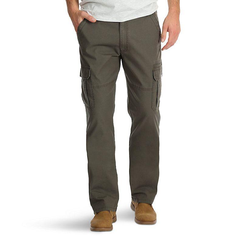 Wrangler Men S Five Star Premium Relaxed Fit Flex Cargo Pant Men S Pants Wrangler Cargo Pants Cargo Pant Cargo Pants Men