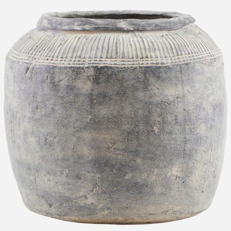 beton-pflanzkübel / rund / modern fg0401 house doctor | blumen