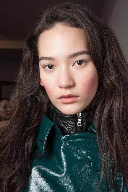 Runway Report: Proper Young Ladies At Topshop Unique FW15 @ LFW | Fashion Magazine | News. Fashion. Beauty. Music. | oystermag.com
