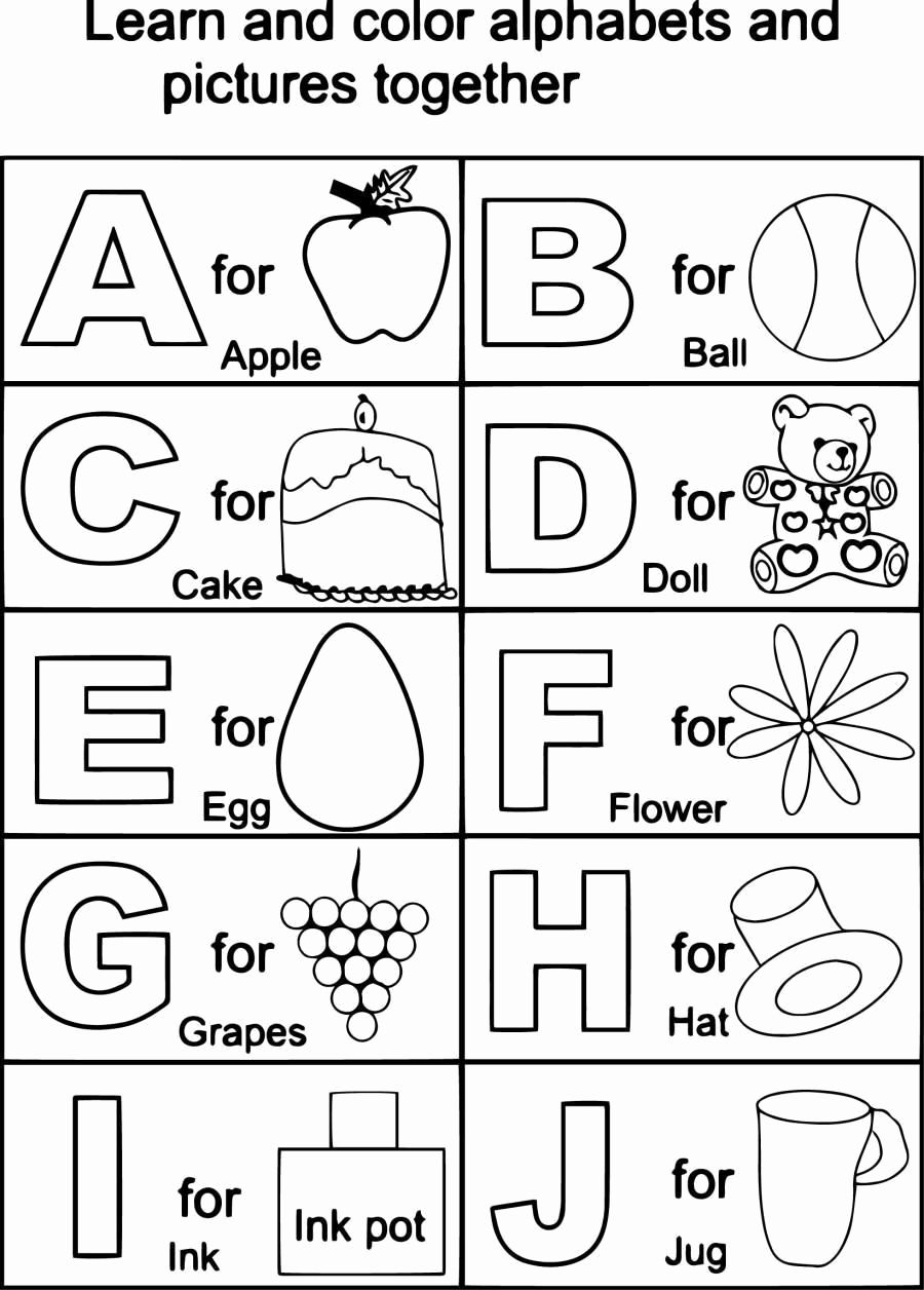 Alphabet Coloring Books Printable In 2020 Kindergarten Coloring Pages Abc Coloring Pages Abc Coloring