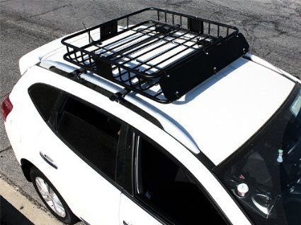 Luggage Rack For Suv Fair Amazon Tms® Black Roof Rack Cargo Car Top Luggage Holder Design Ideas