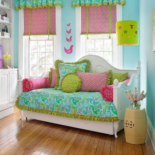 Daybed Bedding Sets For Kids Girly Room Girls Bedroom Girl Beds