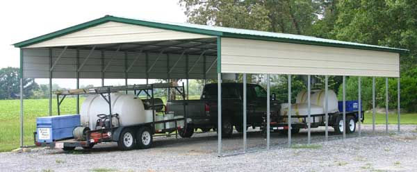 Carports Delivered And Installed In Oh Pa Md De Nj Ny Dc Ct Ri Ma In Metal Carports Carport Corrugated Metal Roof