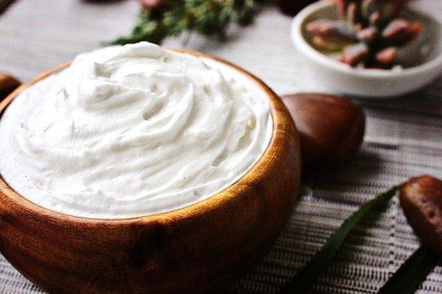Alternativa saludable a la nata
