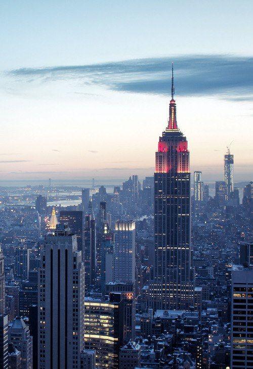 Empire State Building City Wallpaper New York City City