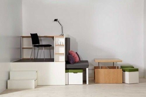 Extraordinary Multifunctional Furniture for Small Spaces & Extraordinary Multifunctional Furniture for Small Spaces ...