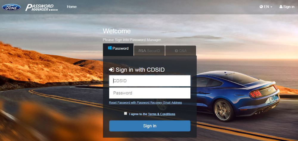 Ford Paystub Change Password Www At Ford Com Complete Guide