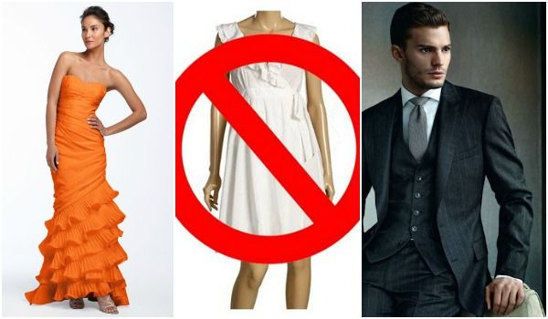 What Not To Wear Wedding Guest Etiquette Wedding Dress Etiquette Wedding Guest Etiquette Strapless Dress Formal