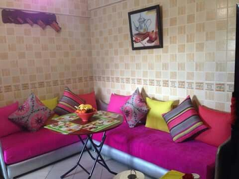 Salon marocain decoration interieur marocaine Pinterest