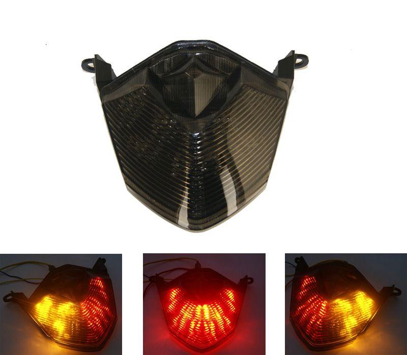 Motorcycle Tail Light Brake Turn Signals Integrated Led Light For Kawasaki Z750 2007 2008 2009 2010 2011 Tail Light Motorcycle Accessories Kawasaki Ninja Zx6r