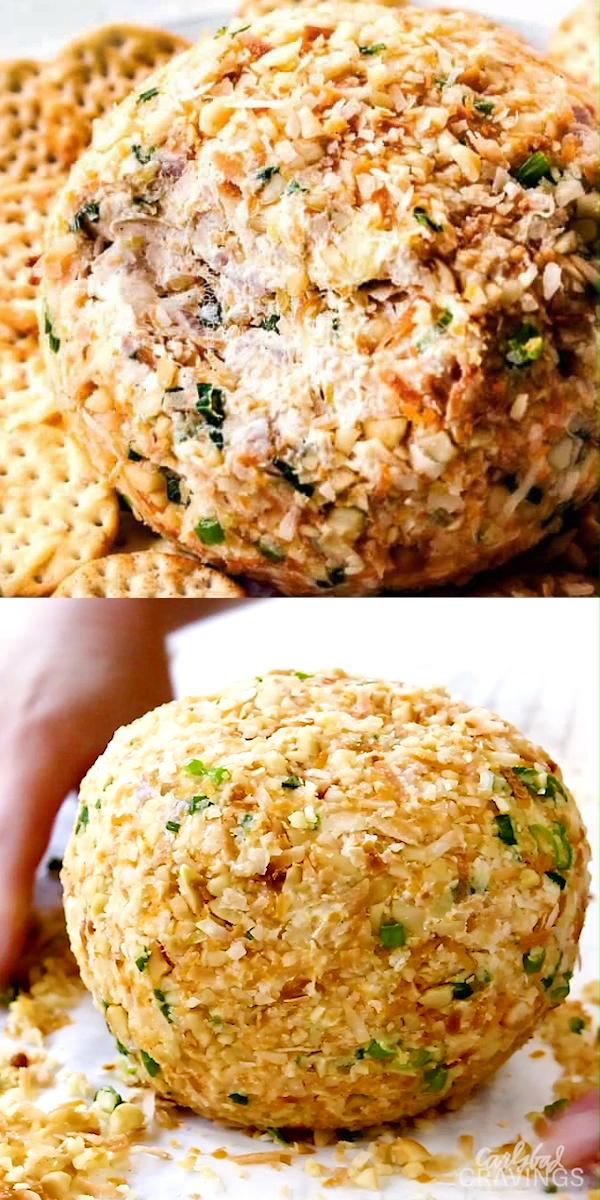 Photo of Hawaiian Cheese Ball
