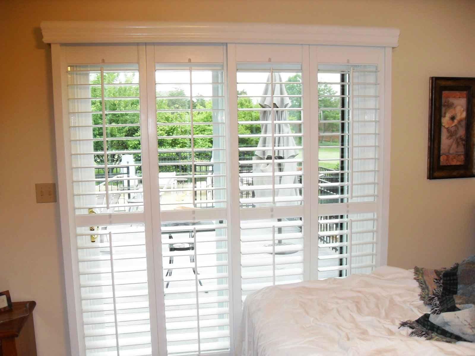 Horizontal Mini Blinds For Sliding Glass Doors Http