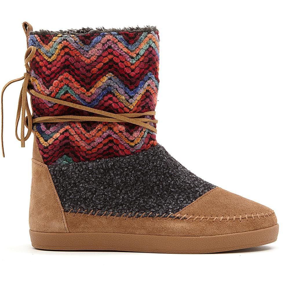 0208c95f5fa TOMS Nepal Suede Mixed Media Pull-On Boot - 8553841   Products ...