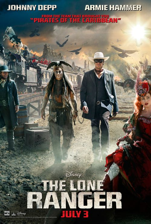 Readers' Poll: The 20 Worst Movies of 2013 Pictures - 17. 'The Lone Ranger'   Rolling Stone