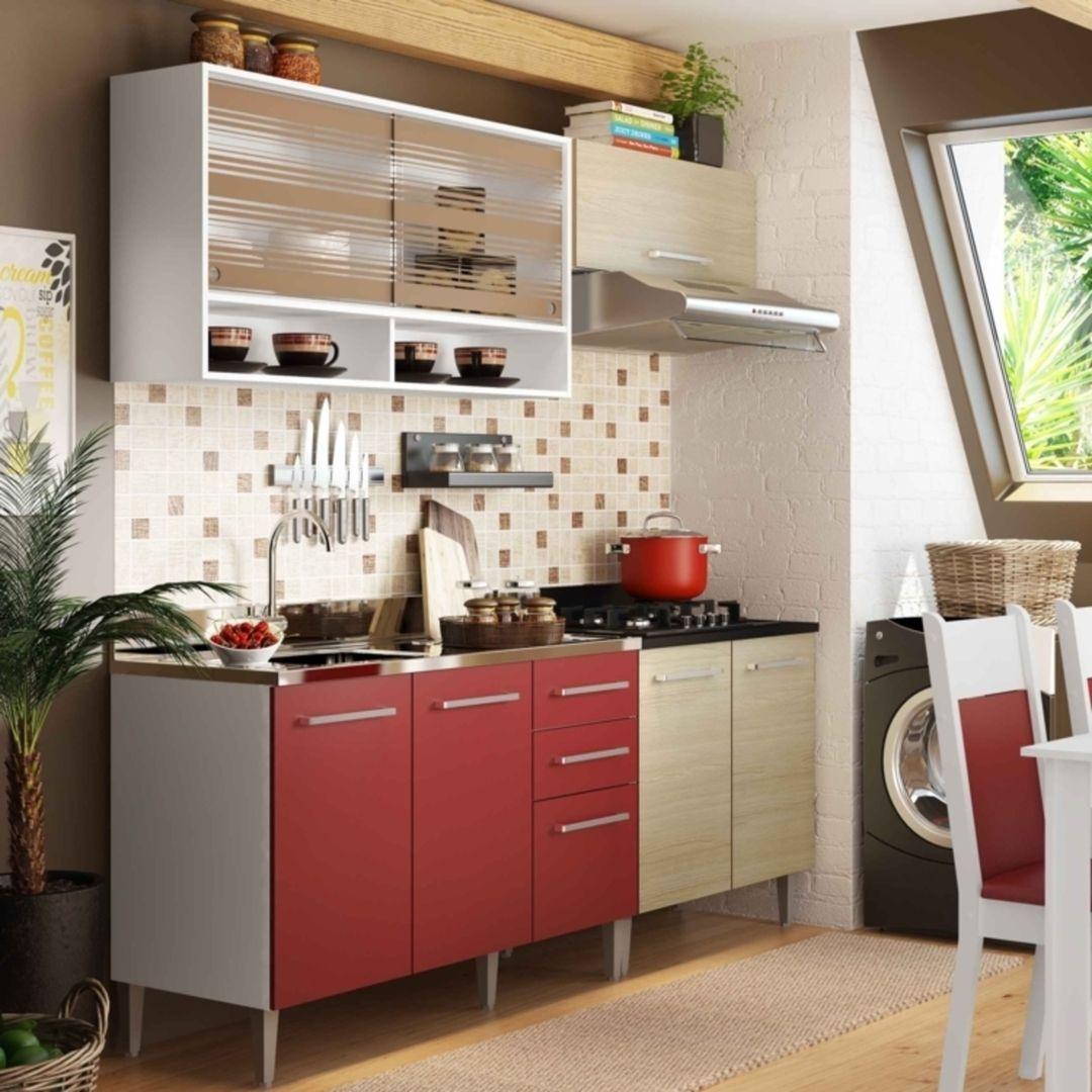 Cozinhas Podem Ter Um Charme Sem Igual Ainda Mais Com Este Conjunto
