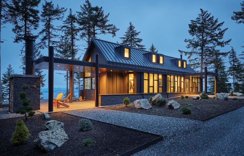 Lindal Cedar Homes A Unique Prefab Company in 2020
