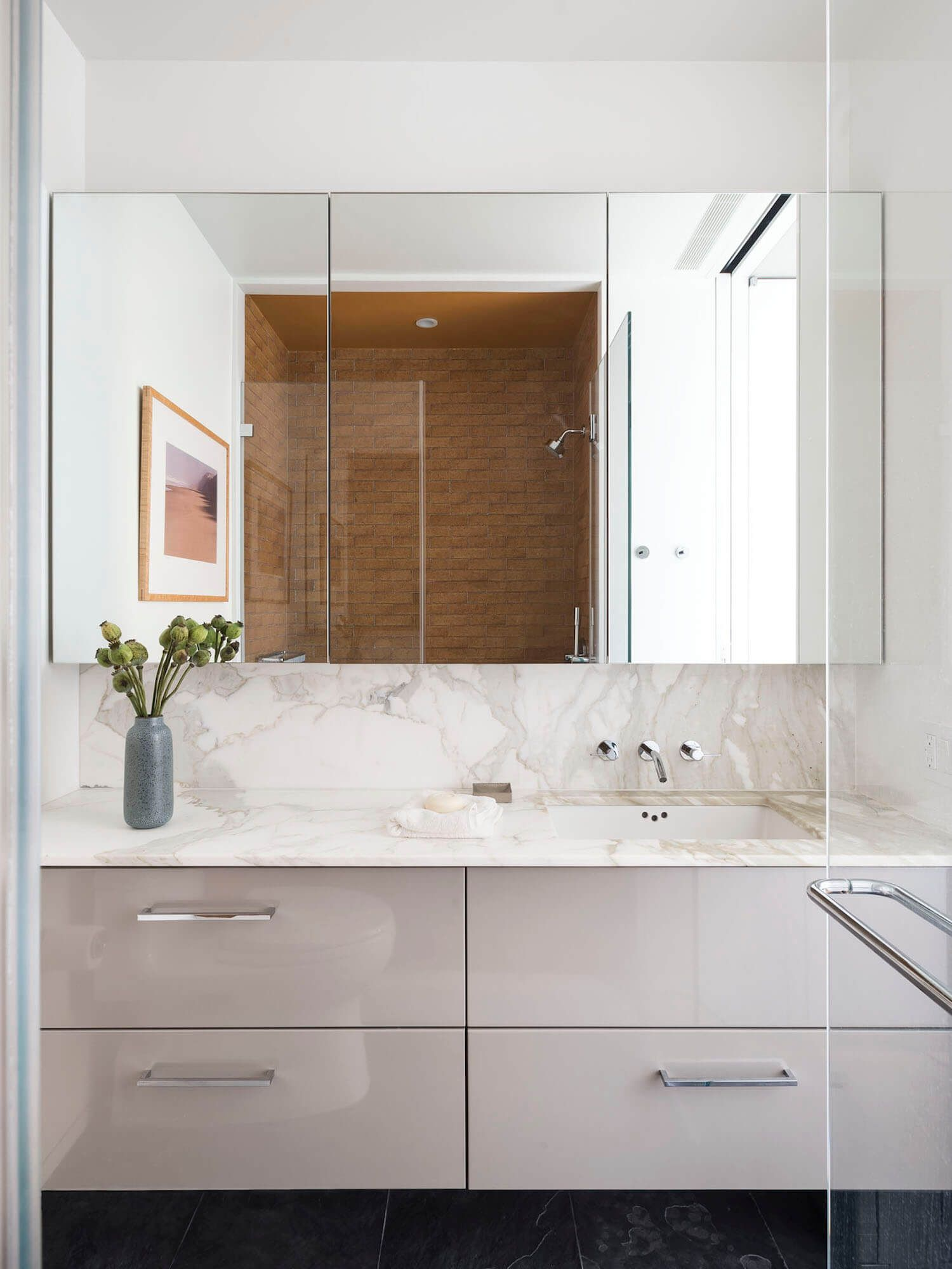 Bathroom | 12th St Loft by INC Architecture and Design | est living ...
