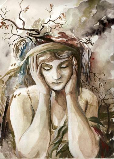 Risultati immagini per migraine saatchi art